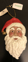 Vintage Kurts Adler Christmas Santa Ornament - $9.90