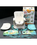 BRIGHT STARTS Playful Pals  Newborn Baby Toddler High CHAIR Booster Recl... - $74.99