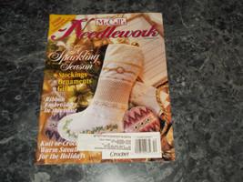 McCall's Needlework Magazine December 1995 Picturesque Patterns - $2.99