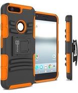 Google Pixel XL Case, CoverON [Explorer Series] Holster Hybrid Armor Be... - $14.56