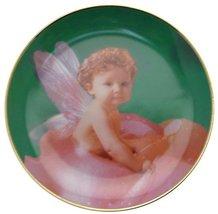 Danbury Mint c1998 The Fairy Children Peach Rose Valerie Fabor-Smith CP1713 - $35.67