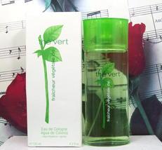 Yves Rocher Fraicheur Vegetale De The Vert Cologne Spray 4.2 FL.OZ. - $129.99