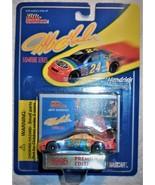 Racing Champions 1995 Edition #24 Jeff Gordon Car, Card & Stand Mint 1/6... - $4.00