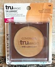 Bogo 50% Cover Girl Tru Magic Luminizer Highlight Face Shimmer Glow 120 Soft Balm - $5.89