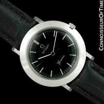 1971 Omega Geneve Vintage Mens SS Steel Disco Volante Watch - Mint with Warranty - $1,269.10