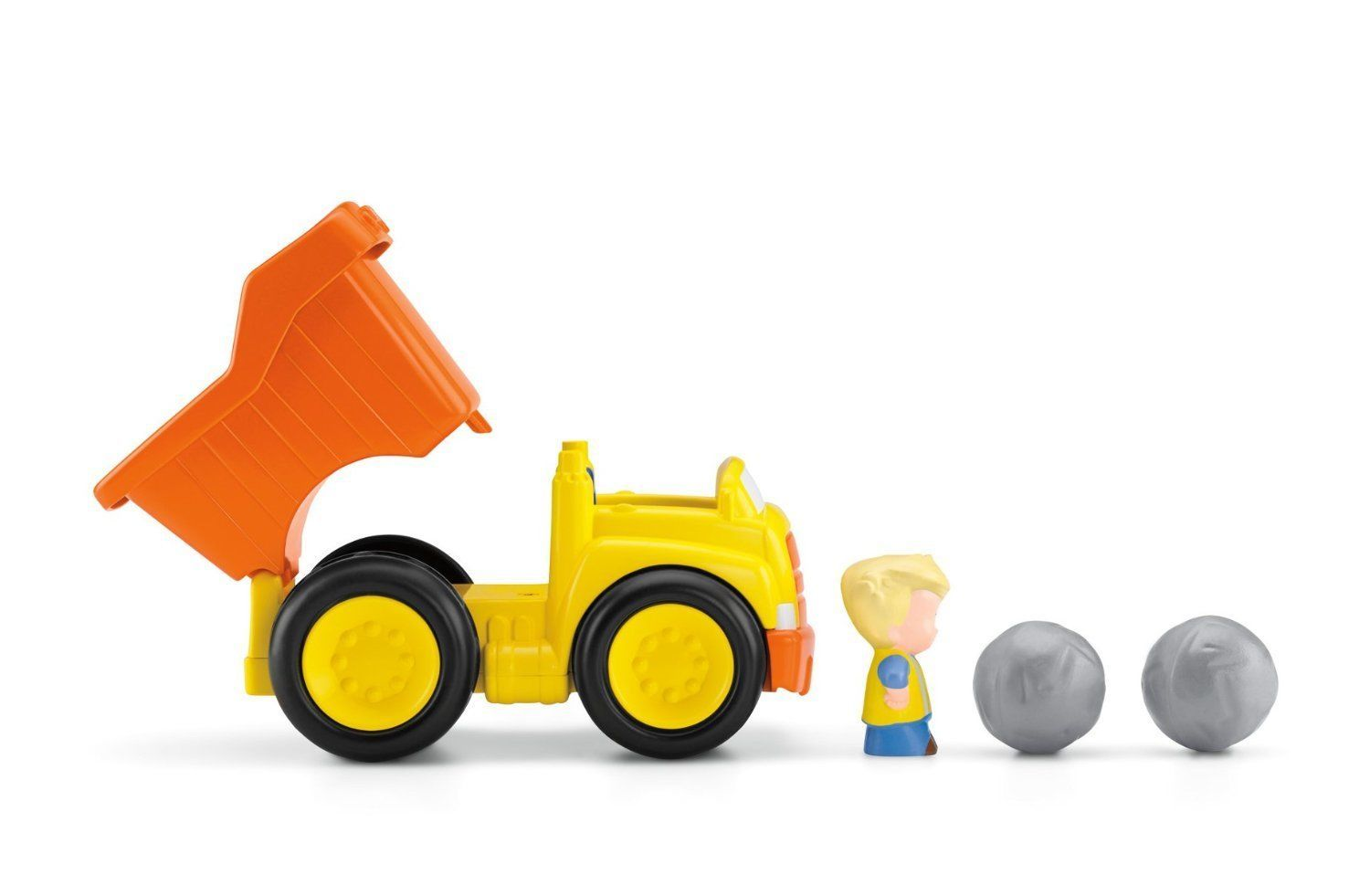 Fisher Price Little People Dump Truck - BDY81 - New image 4