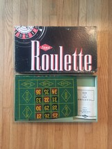 Vintage 1941 E.S. Lowe Roulette #907- complete and unused boxed set image 6