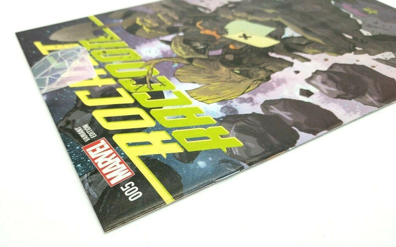 Rocket Raccoon #5 Groot & Rocket Variant Cover Marvel Comics Vol 2 2014