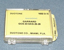 RECORD NEEDLE STYLUS for GARRARD 5200 fits GCM-21 22T GCM-23 24T GCS-23T GCS-25T image 2