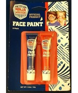 American Ninja Warrior Face Paint 2 Pack - Red and Blue Non-Toxic Face P... - $7.91