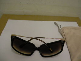 Oliver peoples new sunglasses womens dulaine 61/17 brown lenses made in japan image 5