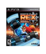 Generator Rex: Agent of Providence (Sony PlayStation 3, 2011) BRAND NEW ... - $9.45