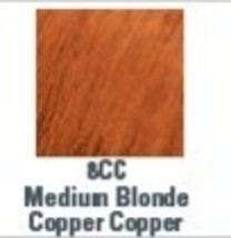 Socolor Color 8CC - Medium Blonde Copper Copper - 3oz - $17.99