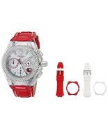 Technomarine Women's Cruise Stainless Steel Quartz Watch with Leather Ca... - $128.85
