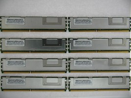 32GB (8X4GB) PC2-5300F 667MHz FOR DELL POWEREDGE 1900 1950 2900 2950 R900 TESTED
