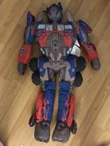 "! Transformers Optimus Prime Plush Movie Large 32"" HASBRO Pillow Doll Fi... - $49.49"