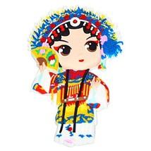 Peking Opera Characters Stereo Refrigerator Magnets Home Decoration ( Ya... - €14,12 EUR