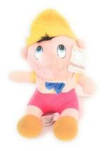 "Disney 7"" Pinocchio Plush Vintage Doll Walt Disneys Animated Film Classic w/ TAG - $11.88"