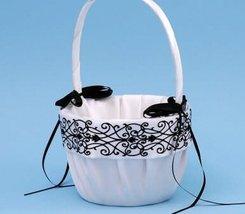 Wedding Flower Girl Baskets : Florenzia Flower Girl Basket / Ivory - $34.44