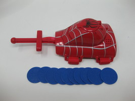 2007 Spider-Man Columbia Thinkway Disc Web Shooter Toy - $17.81