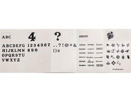 Slice Vintage Findings Design Card and Design Guide, Cards & Scrapbooking image 2