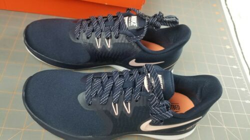 Nike In-Season TR 8 Womens Sz 6 Running Sneakers Training Shoes Comfort Navy