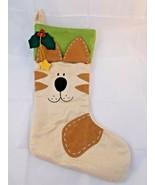 "Pet Dog Puppy Christmas Stocking 16"" - $6.95"