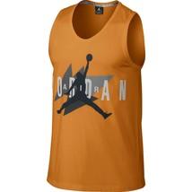 Jordan AJVI Men's Outsole Tank Orange-Black 622092-861 - $39.95