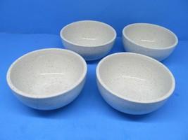 """Dansk Lindestone Oatmeal 5"""" Speckled Cereal  Bowls Set Of 3 Bowls EUC - $57.82"""
