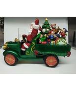 Danbury Mint Here Comes Santa - $94.95