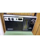 Vintage Sony TFM-7250W AM/FM Transistor Radio - $44.62