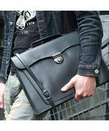 Sale, Handmade Men Tote Bag, Full Grain Leather Men Briefcase, Vintage S... - $290.00