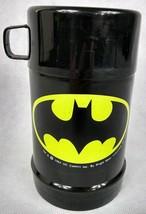 Vintage Batman Lunch Box Thermos - $38.61