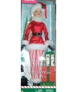 Barbie Doll - Santa's Helper (2004) - $22.95