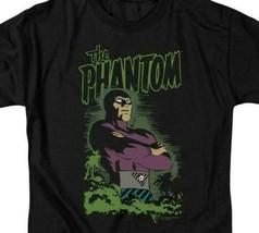 The Phantom t-shirt superhero retro comic book strip graphic tee KSF103 image 2