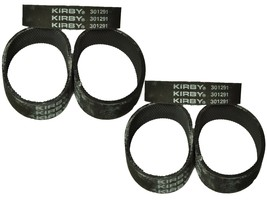 Kirby Vacuum Cleaner Belts 301291 Fits all Generation series models G3, ... - $14.24