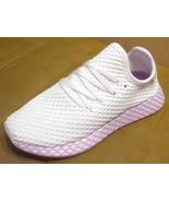Adidas Originals Deerup W White/White/Clear Lilac B37601  - $138.00
