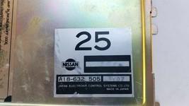 Nissan 300ZX Engine Control Unit ECU Module A18-632-505 image 2