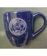 University of Illinois Official Collegiate Coffee Mug - Blue - New -  - $19.59