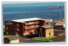 Vintage Chrome Photo Postcard 1970's Motel Advertisement Newport Oregon ... - $9.87