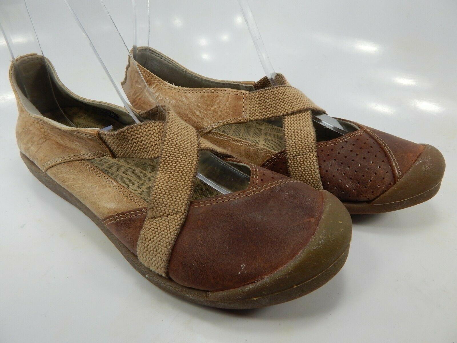 Keen Lower East Side Mary Jane Size 7 M (B) EU 37.5 Women's Ballet Flats Shoes - $61.95