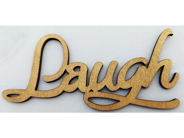 """ArtMinds Word """"Laugh"""" #411859"""