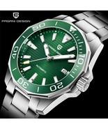 PAGANI DESIGN Men Automatic Watch Sapphire Luxury Mechanical Wristwatch ... - $121.49
