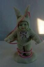 Dept 56 Snowbunnies Just Start All Over Again Springtime Stories Easter Figurine - $11.69