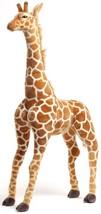 4.5 Foot Giant Giraffe Stuffed Animal Jumbo Plush Kids Big Toy Children ... - $113.09