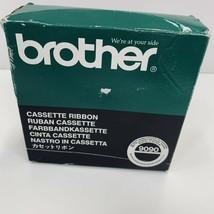 NEW - Brother Black Cassette Ribbon 9090 Open Box Plastic Sealed Ribbon - $8.14