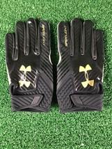 Team Issued Under Armour Baltimore Ravens Spotlight 2xl Football Gloves - $19.99