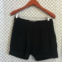 Brochu Walker Black Silk Shorts - $69.61