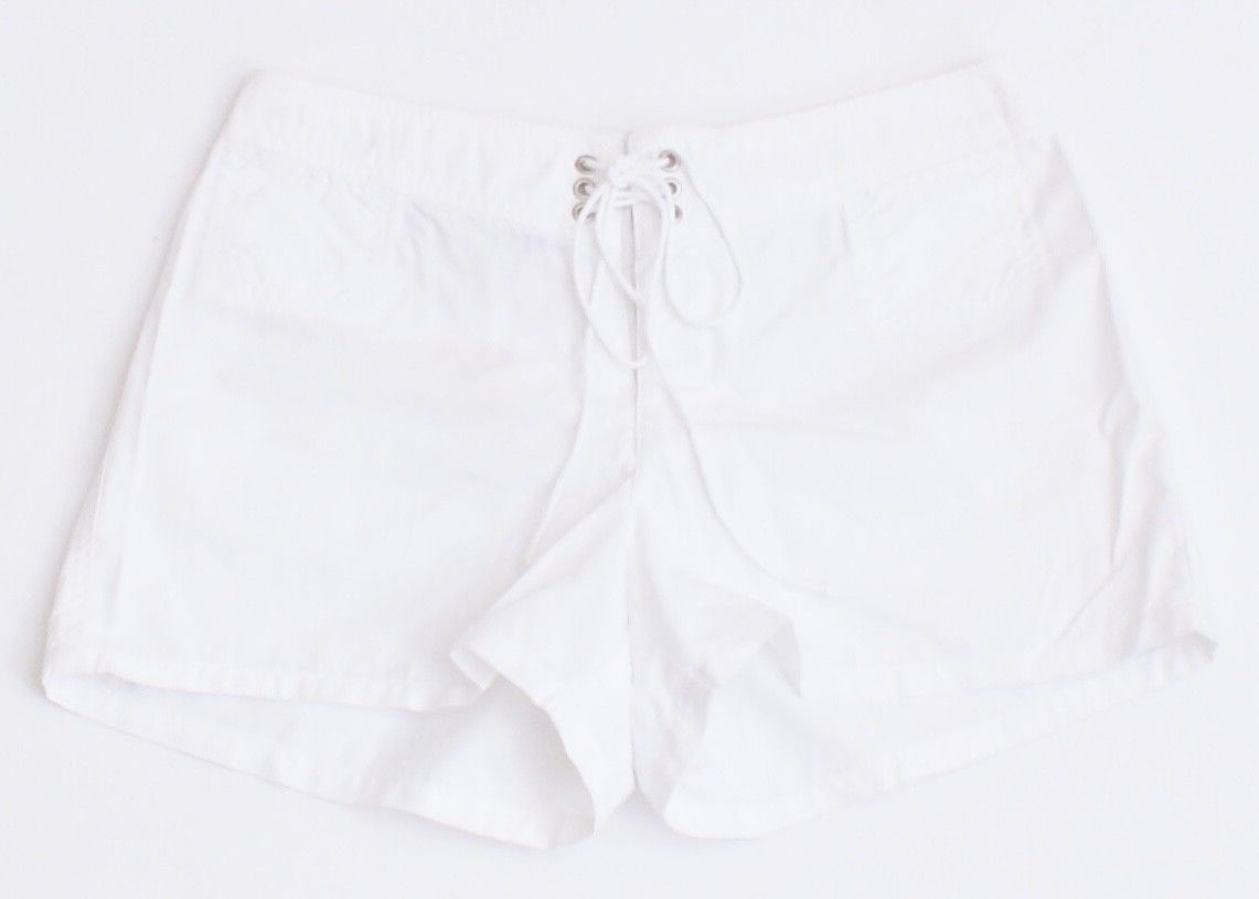 Primary image for Ralph Lauren White Water Shorts Women's NEW