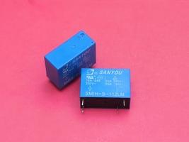 SMIH-S-112LM, 12VDC Relay, SANYOU Brand New!! - $6.18